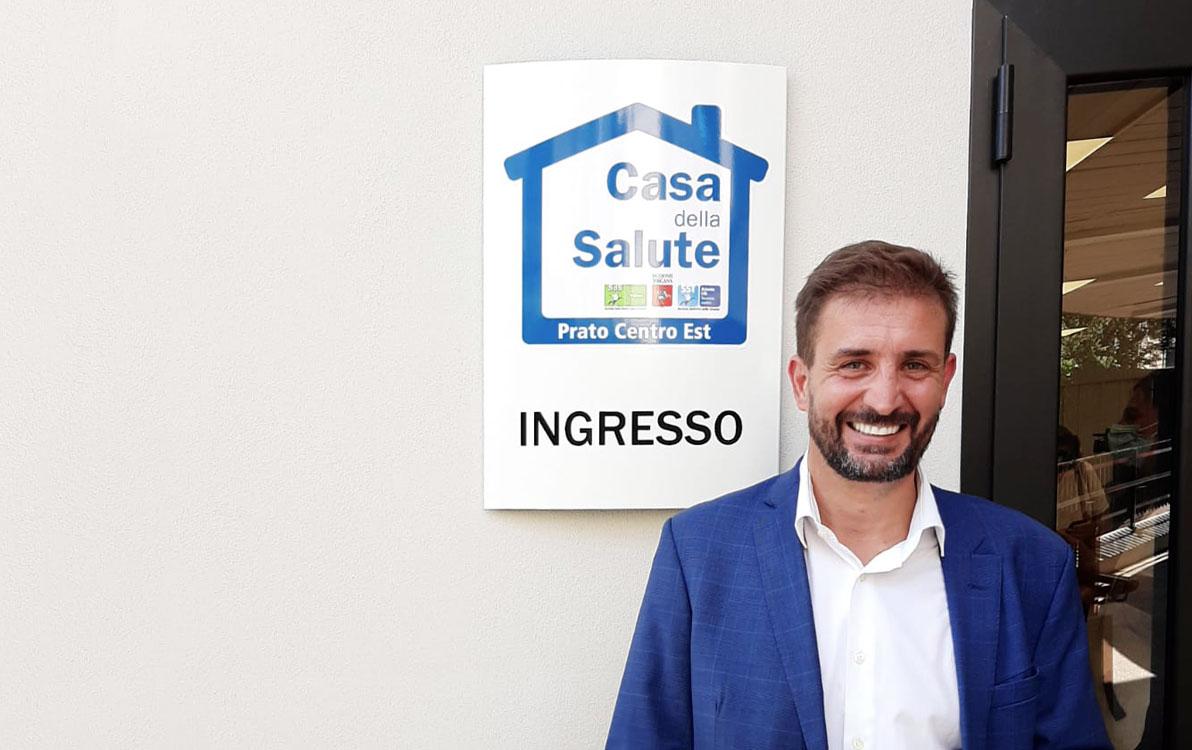 Nicola Ciolini - Altre case della salute per la provincia di Prato